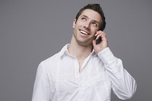Man on phone (1)